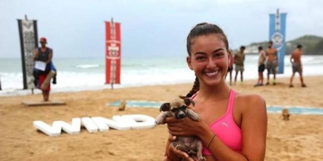 Θυμάστε την κούκλα Ροδάνθη από το Survivor; Δείτε πως είναι 2 χρόνια μετά