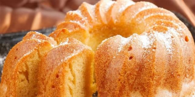 Βάλτε ελαιόλαδο αντί για βούτυρο στο κέικ σας και χαρίστε κάτι μοναδικό στον οργανισμό σας
