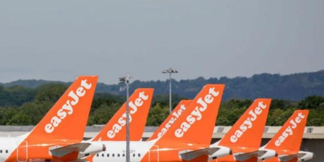 Ανακοίνωση «βόμβα» από την αεροπορική εταιρεία EasyJet