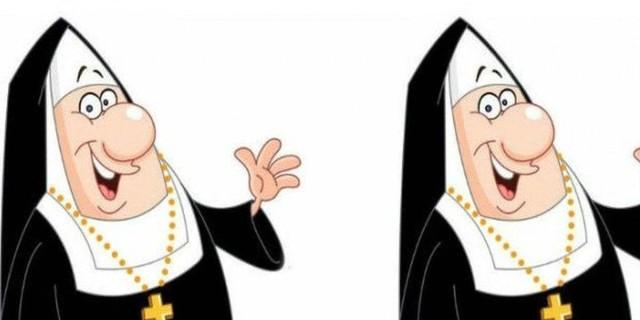 Μια νέα καλόγρια λέει στη ηγουμένη ότι... αμάρτησε: Το ανέκδοτο της ημέρας (01/06)