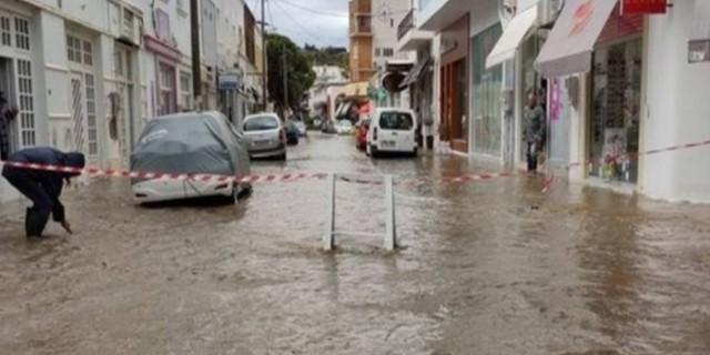 Έκτακτο: Σε κατάσταση εκτάκτου ανάγκης μεγάλο νησί της Ελλάδος από την κακοκαιρία