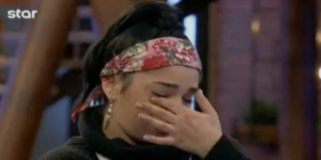 MasterChef 4: «Ποτάμι» τα δάκρυα της Μαριάννας - Τι συνέβη;