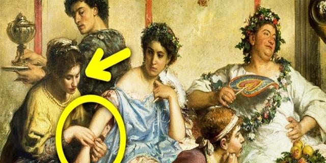 Στην Αρχαία Ρώμη έκαναν μπάνιο με έλαια και... Δεν πάει το μυαλό σας