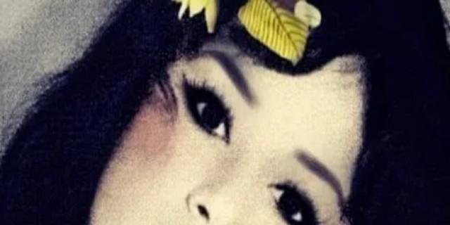 Η Αλίκη Βουγιουκλάκη «χαβανέζα»: Η σπάνια φωτογραφία με σκούρα μαύρα μαλλιά
