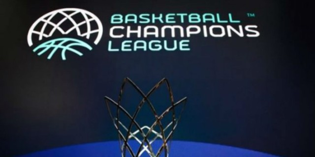 Basketball Champions League: Αυτοί είναι οι αντίπαλοι για ΑΕΚ, Περιστέρι και Ηρακλή