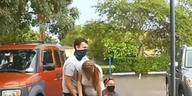 Γέννησε όρθια ενώ περπατούσε για να μπει στο μαιευτήριο - Συγκλονιστική στιγμή (Video)