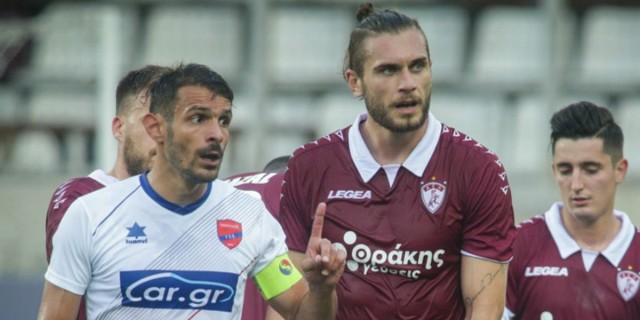 Super League play-out: Έμεινε όρθιος στη Λάρισα ο Πανιώνιος