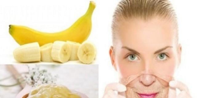 Τέλος στα Botox - Δείτε τι κάνουν οι μπανάνες στο δέρμα και θα πάθετε πλάκα