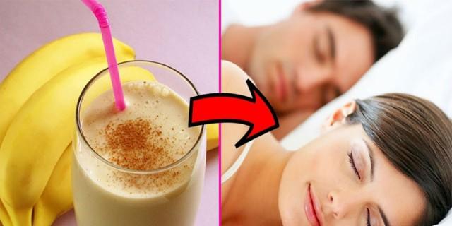 Έφτιαξε ένα ρόφημα με μπανάνα και κανέλα και το έπινε κάθε βράδυ πριν τον ύπνο - Το αποτέλεσμα; Θαυματουργό!