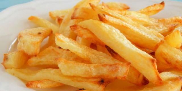 Θέλεις τηγανητές πατάτες χωρίς να φορτωθείς τις θερμίδες και το λάδι τηγανίσματος; Αυτό είναι το κόλπο
