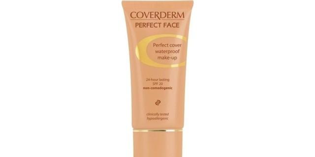 Coverderm Perfect Face: Tο απόλυτο αδιάβροχο make-up προσώπου  που διαρκεί όλη την ημέρα!