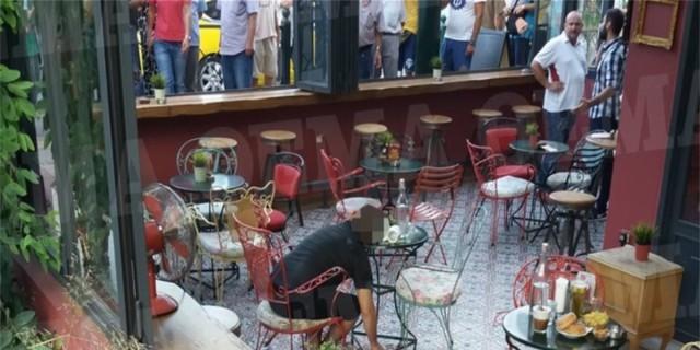 Βίντεο που σοκάρει: Καρέ καρέ η δολοφονία του Κούρδου σε καφετέρια στο Περιστέρι