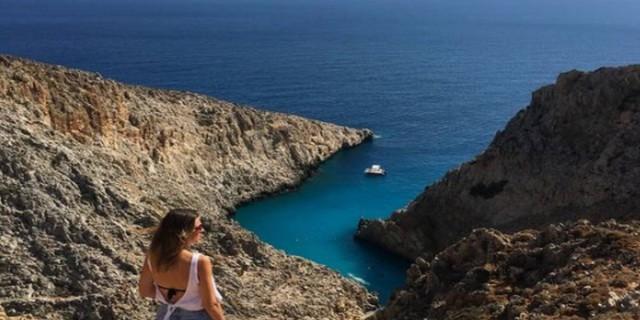 Η φωτογραφία της ημέρας: Καλό τριήμερο από την όμορφη Κρήτη!