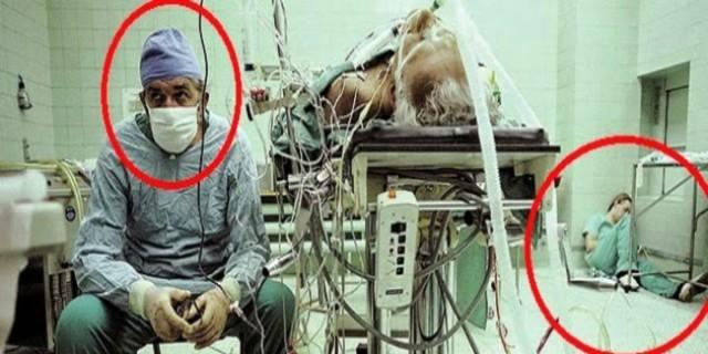 Η φωτογραφία μέσα από το χειρουργείο που συγκλόνισε τον πλανήτη - 27 χρόνια μετά...