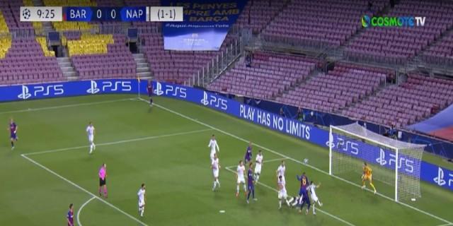 Champions League: Έκλεισαν θέση για το final-8 οι Μπαρτσελόνα και Μπάγερν Μονάχου - Αναλυτικά τα ζευγάρια (Video)