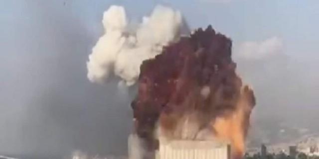 Συνεχίζεται το χάος στη Βηρυτό: Αναφορές για τουλάχιστον 70 νεκρούς από την έκρηξη