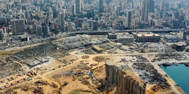 Έκρηξη στη Βηρυτό: Στους 171 οι νεκροί - Αγωνία για τους άστεγους