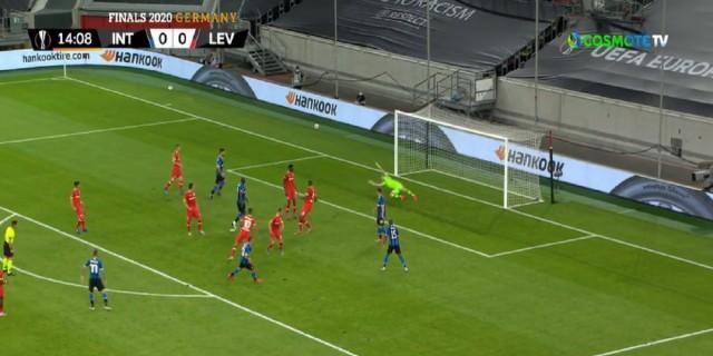 Europa League: Στα ημιτελικά οι «Nερατζούρι» και «Κόκκινοι Διάβολοι» - Δείτε όλα τα γκολ (Video)