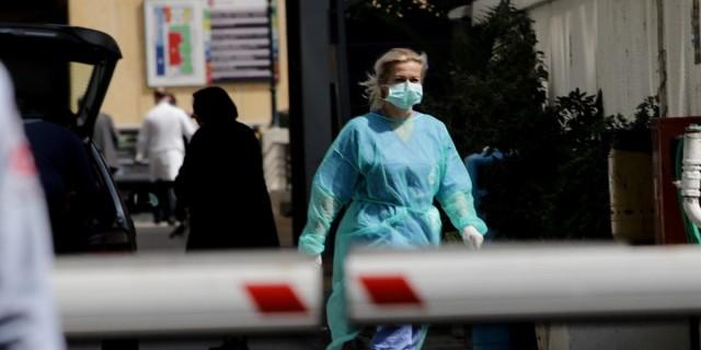 Κορωνοϊός: Ακόμη 126 κρούσματα στην Ελλάδα - Στους 213 οι νεκροί