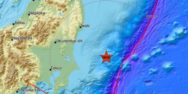 Σεισμός 5,4 Ρίχτερ στην Ιαπωνία