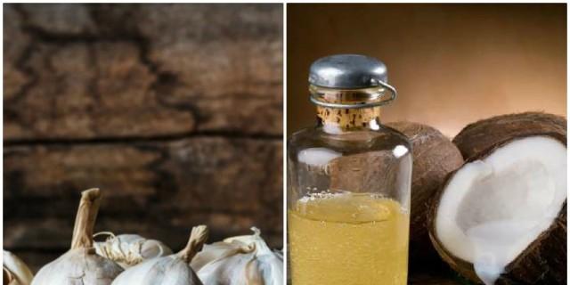 Ανακάτεψε σκόρδο με λάδι καρύδας και έφτιαξε το καλύτερο προϊόν ομορφιάς με μηδενικό κόστος