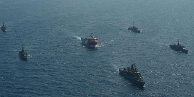 Συναγερμός στο Αιγαίο: H Τουρκία ανακάλεσε όλες τις άδειες στο Τουρκικό Πολεμικό Ναυτικό