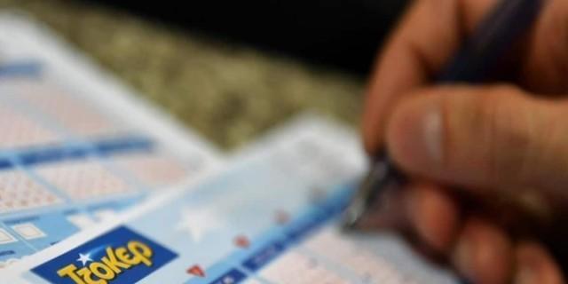 Κλήρωση Τζόκερ: Αυτοί είναι οι τυχεροί αριθμοί για τα 7.500.000 ευρώ