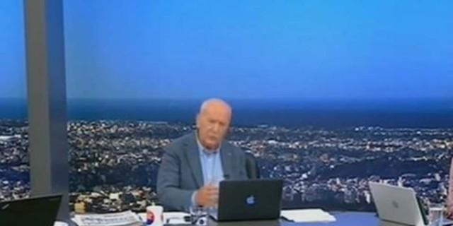 Ανακοίνωσε τα άσχημα νέα ο Γιώργος Παπαδάκης -