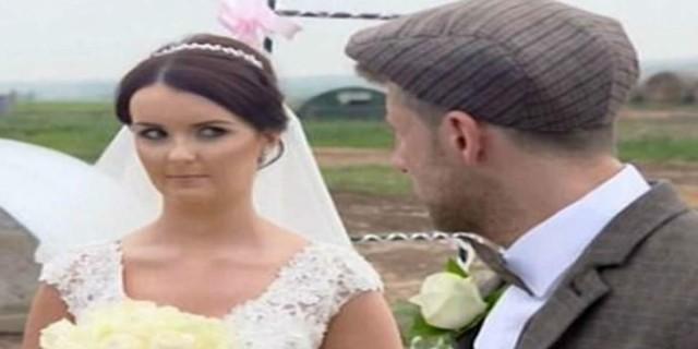 Αυτή η νύφη θύμωσε με την