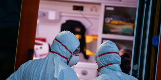 Κορωνοϊός: 380 οι νεκροί στην Ελλάδα - Κατέληξε γυναίκα στο «Θριάσιο»