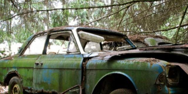 Ήταν ένα στοιχειωμένο αμάξι στη μέση του παγωμένου δρόμου - Το ανέκδοτο της ημέρας 23/9