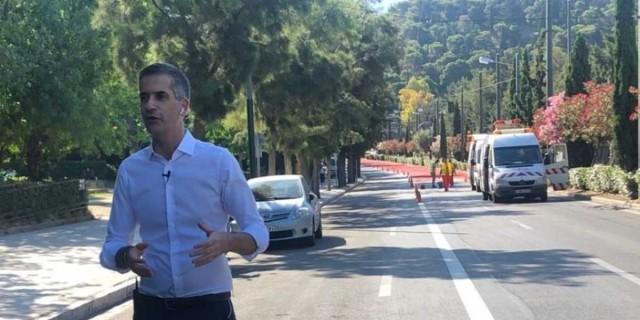 Μεγάλος Περίπατος της Αθήνας: Ο Μπακογιάννης τον θεωρεί επιτυχημένο και ρίχνει βολές
