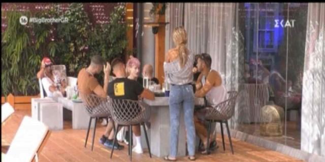 Big Brother: Η καφετζού… τα είχε πει στο Θέμη για το παιχνίδι και τον νικητή