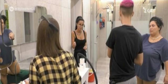 Big Brother: Ξανά… από το πουθενά τα κάνει λαμπόγυαλο η Ραΐσα - Έκανε πάλι καβγά… απλά για να κάνει
