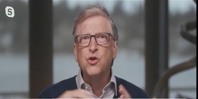 Αποκάλυψη «βόμβα» του Μπιλ Γκέιτς για τον κορωνοϊό: «Στην καλύτερη περίπτωση...» (Video)