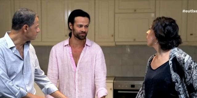Διλήμματα: Ο Νίκος ανακάλυψε ότι ο πατέρας του έκανε σχέση με τη μητέρα της κοπέλας του