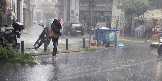 Έκτακτο δελτίο επιδείνωσης καιρού: Έρχονται βροχές και καταιγίδες - Προσοχή σε αυτές τις περιοχές
