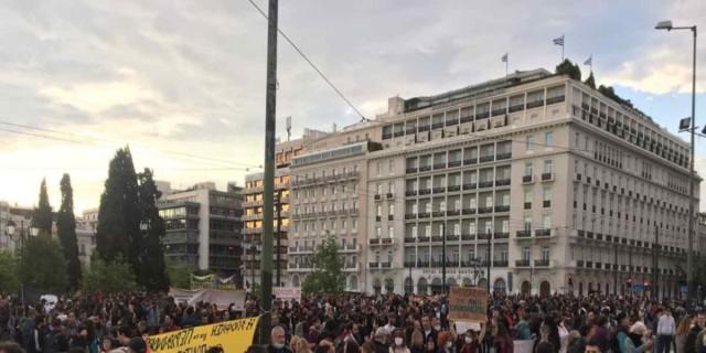 Κορωνοϊός: Αυτό είναι το ηχητικό μήνυμα της Αστυνομίας για τις συγκεντρώσεις