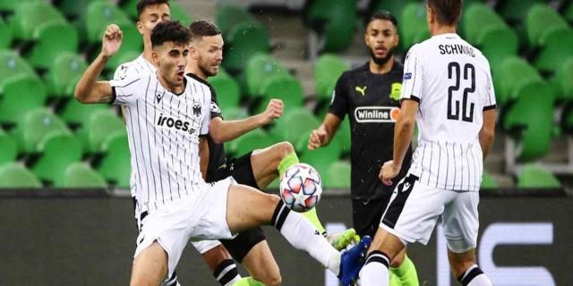 Champions League: Αδίκησε τον εαυτό του, αλλά κρατά την τύχη του ο ΠΑΟΚ