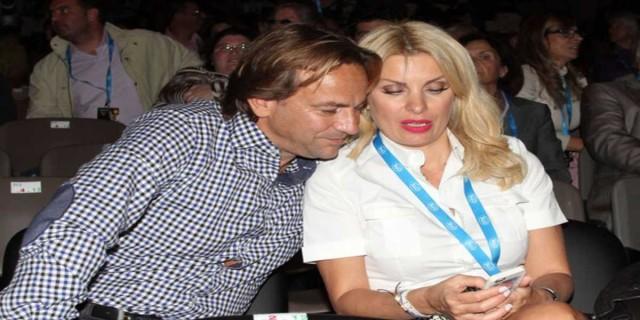 «Πόλεμος» εναντίον της Ελένης Μενεγάκη - Σοκαρισμένος ο Ματέο Παντζόπουλος