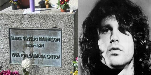 Τι σημαίνει η ελληνική φράση που υπάρχει στον τάφο του Τζιμ Μόρισον;