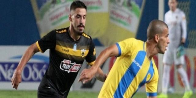 Ξεκίνησε με νίκη η ΑΕΚ - 2-0 απέναντι στον Παναιτωλικό
