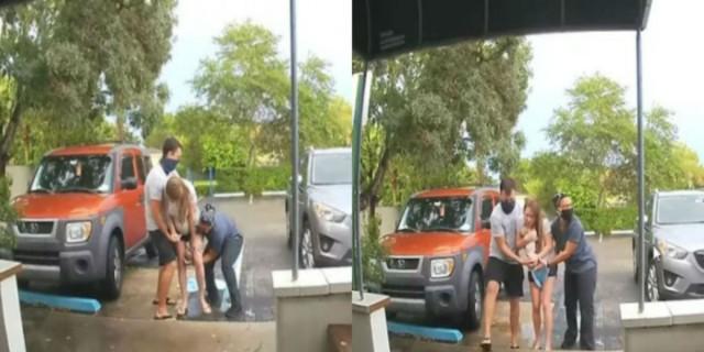 Έγκυος πάει στο νοσοκομείο με αφόρητους πόνους - Μόλις φτάνει στο πάρκινγκ...