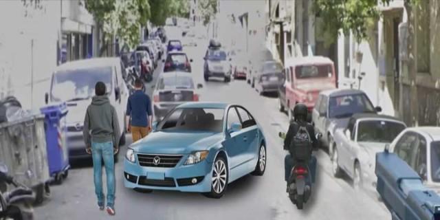 Άγιος Παντελεήμονας: Βίντεο-ντοκουμέντο από τη στιγμή των πυροβολισμών