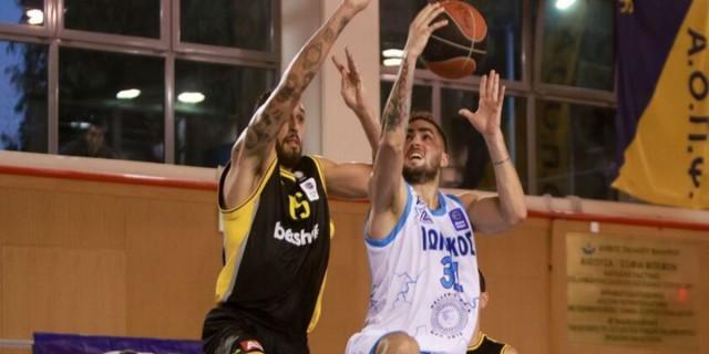 Basket League: Νίκη με ανατροπή για την ΑΕΚ - Το