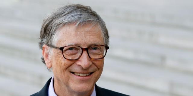 Μπιλ Γκέιτς: Στις αρχές του 2021 το εμβόλιο κατά του κορωνοϊού