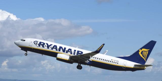Χαμός με την ανακοίνωση της Ryanair