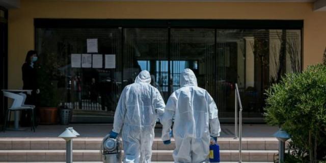 50 τα κρούσματα κορωνοϊού στο γηροκομείο των Σερρών
