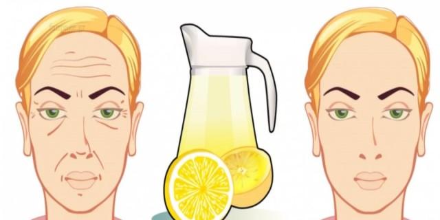 Πείτε τέλος στις ρυτίδες - Το σπιτικό τονωτικό με λεμόνι που θα σας κάνει να δείχνετε πιο φρέσκιες από ποτές