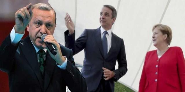 Συναγερμός στο Αιγαίο: Συμφώνησαν Ελλάδα και Τουρκία για την αποτροπή σύγκρουσης - Η Μέρκελ… σφυρίζει αδιάφορα για τις κυρώσεις